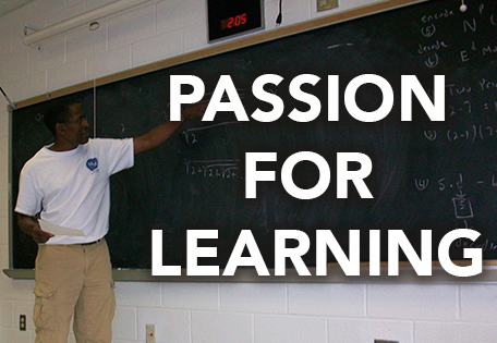 passion for learning